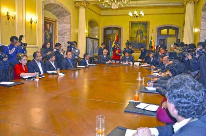 Los Gobernadores cerrarán en Santa Cruz la propuesta del Pacto Fiscal