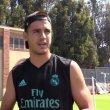 Al borde de las lágrimas, la emotiva despedida de Morata del Real Madrid