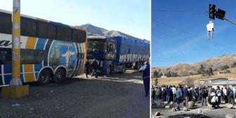 Cocaleros preparan otro bloqueo en la ruta entre La Paz y Oruro