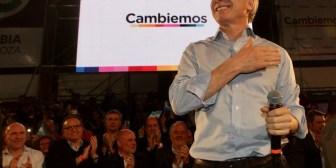 """Macri: """"Queremos enfrentar el narcotráfico como lo estamos haciendo, sin miedo"""""""