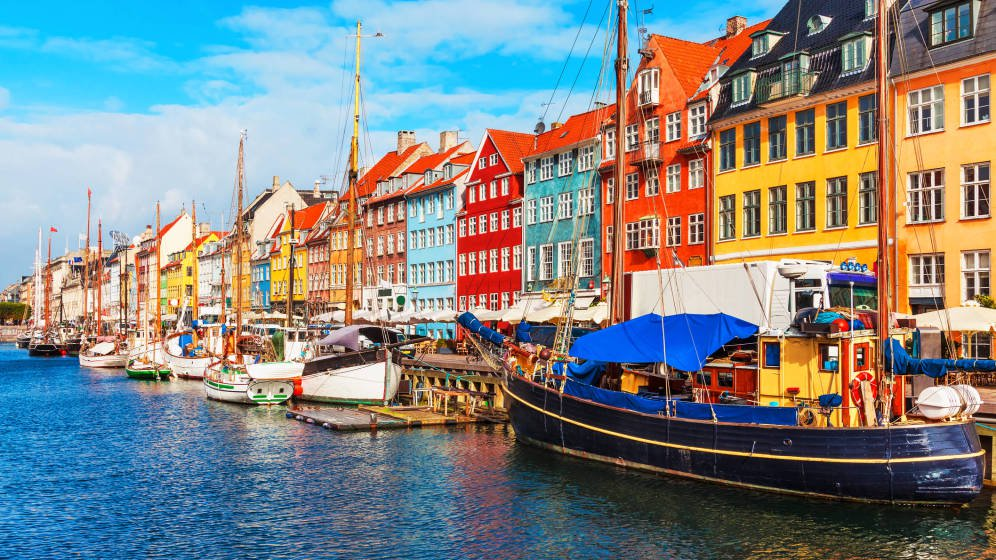 Foto: Nyhavn, Copenhague. (iStock)