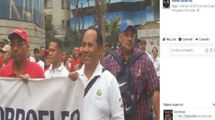 Gutierrez en Venezuela