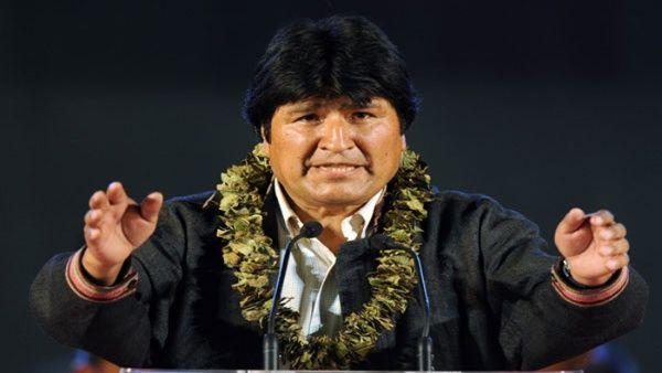 Resultado de imagen de Evo Morales intencion separatista