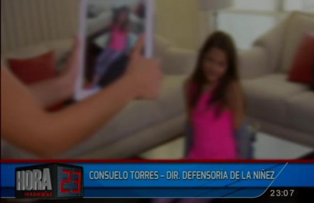 Defensoría de la Niñez lucha contra la pornografía infantil