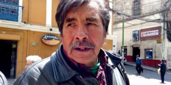 """Felipe Quispe """"El Mallku"""": Evo Morales no tiene pisada en Achacachi"""