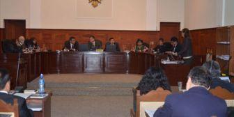 Sentencia por el caso 'Misiles Chinos' será leída el 30 de agosto