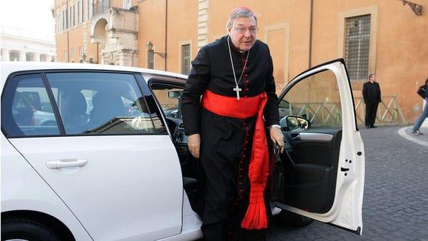 Cardenal australiano irá a corte por escándalo de abusos — VENEZUELA