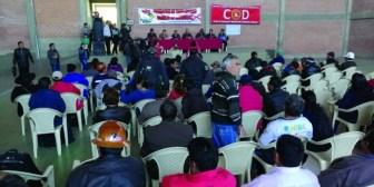 Central Obrera Boliviana deja por ahora en suspenso las protestas