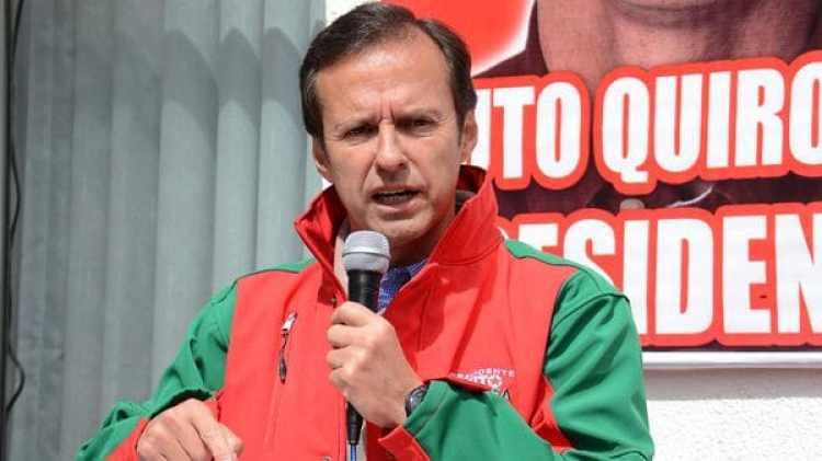 """Jorge """"Tuto"""" Quiroga"""