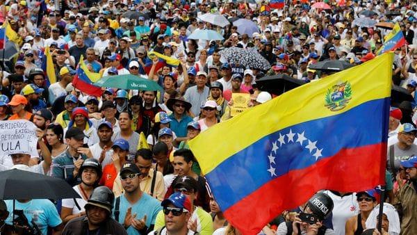 En Venezuela ganó la paz: Tibisay Lucena