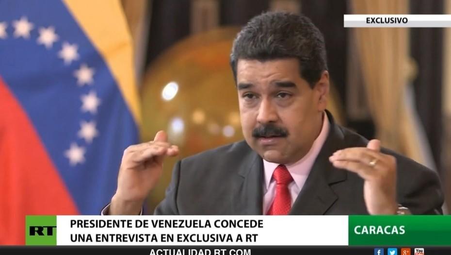 Nuevo cruce entre Maduro y la Rosada