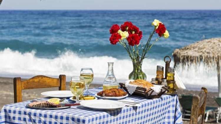 La dieta mediterránea, un éxito en Italia y Grecia (Istock)