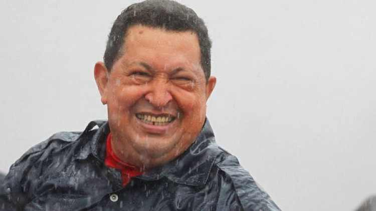 Hugo Chávez; su proyecto alternativo a la democracia representativapareció entrar en crisis tras su muerte y la llegada al poder de Nicolás Maduro (Reuters)