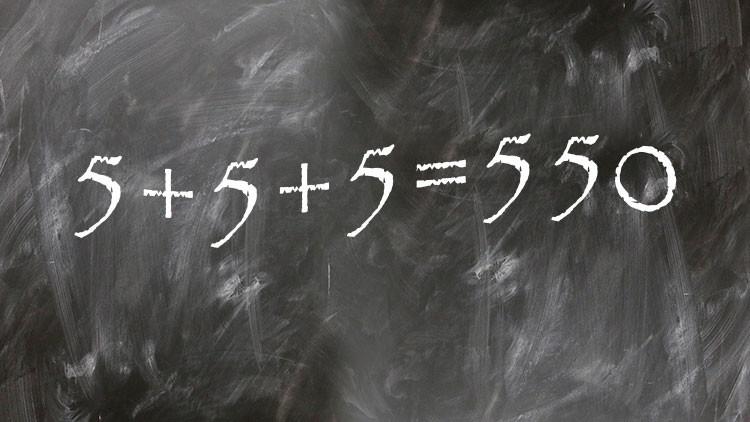 ¿Es tan ingenioso como para resolver este acertijo matemático?