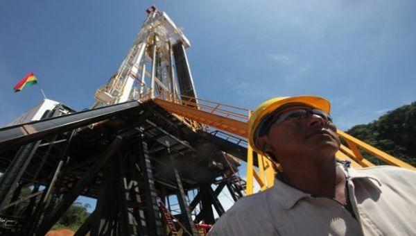 Bolivia tiene una historia de éxito en el desarrollo del gas.