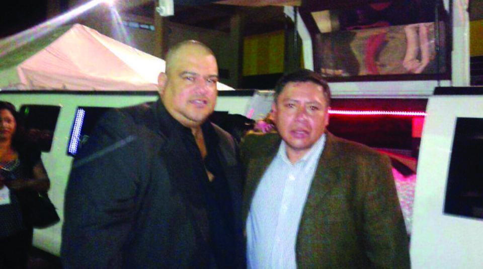 Detienen a Vargas, de organización afín al MAS