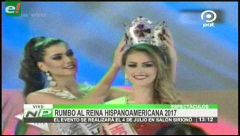 Inician los preparativos para elegir a la Reina Hispanoamericana 2017