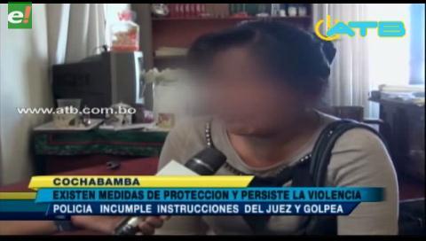 Policía es acusado de golpear y amenazar a su expareja