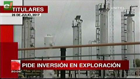 Video titulares de noticias de TV – Bolivia, noche del miércoles 26 de julio de 2017