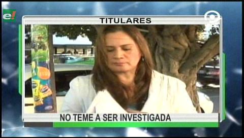 Video titulares de noticias de TV – Bolivia, noche del viernes 21 de julio de 2017