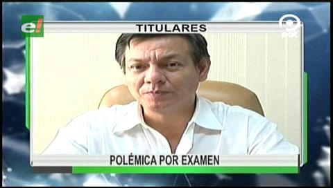Video titulares de noticias de TV – Bolivia, noche del miércoles 5 de julio de 2017