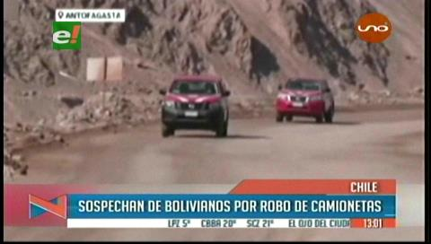 Alcaldesa de Antofagasta denunció el robo de cuatro camionetas municipales con destino a Bolivia