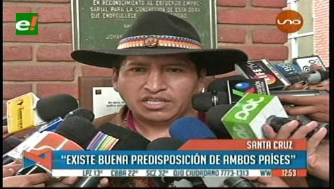 Pueblos indígenas esperan resultados de la reunión del Comité de Fronteras