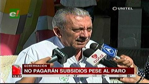 Paro en el Hospital San Juan de Dios: Gobernación aclara que no pueden pagar el subsidio