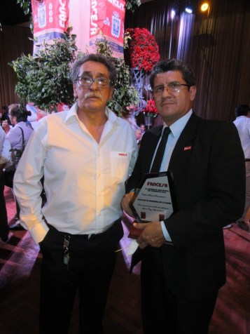 Raul Gutierrez y Roberto Quevedo