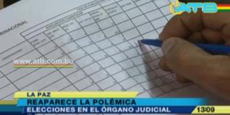 188 postulantes al Órgano Judicial pasaron a la siguiente fase