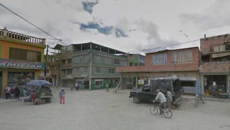 Bosa, al sur de Bogotá. Un barrio humilde donde Los Cápsulas operaban el narcotráfico y mantenían una guerra con bandas rivales