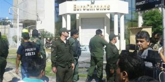 Eurochronos: Forenses concluyen peritaje y remitirán informe en 72 horas