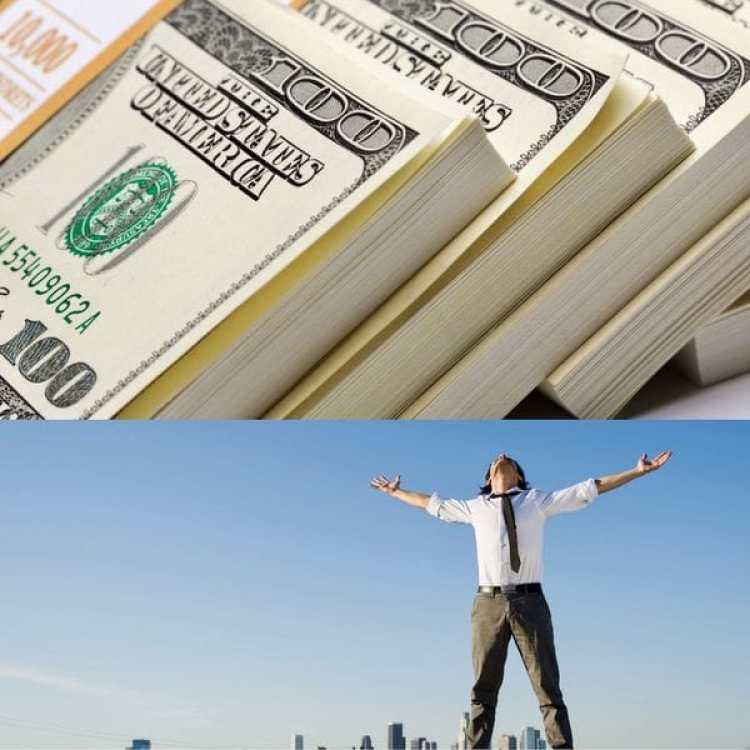 Según la ciencia, el dinero puede ayudar a comprar tiempo, lo que inevitablemente traerá mayor felicidad