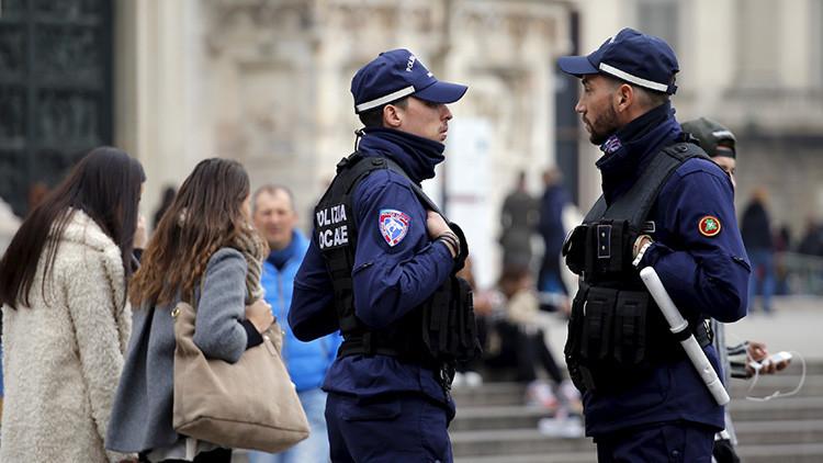 Secuestran en Milán a una modelo británica y la subastan como esclava sexual