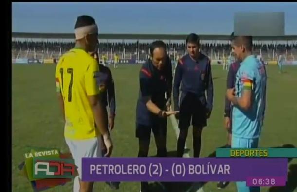 Bolivar no logra hacer pié en el campeonato
