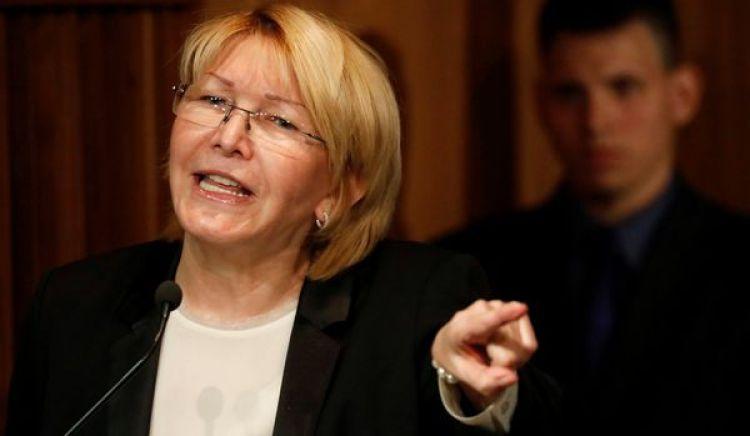 Luisa Ortega Díaz fue destituida de su cargo por la Constituyente chavista (Reuters)