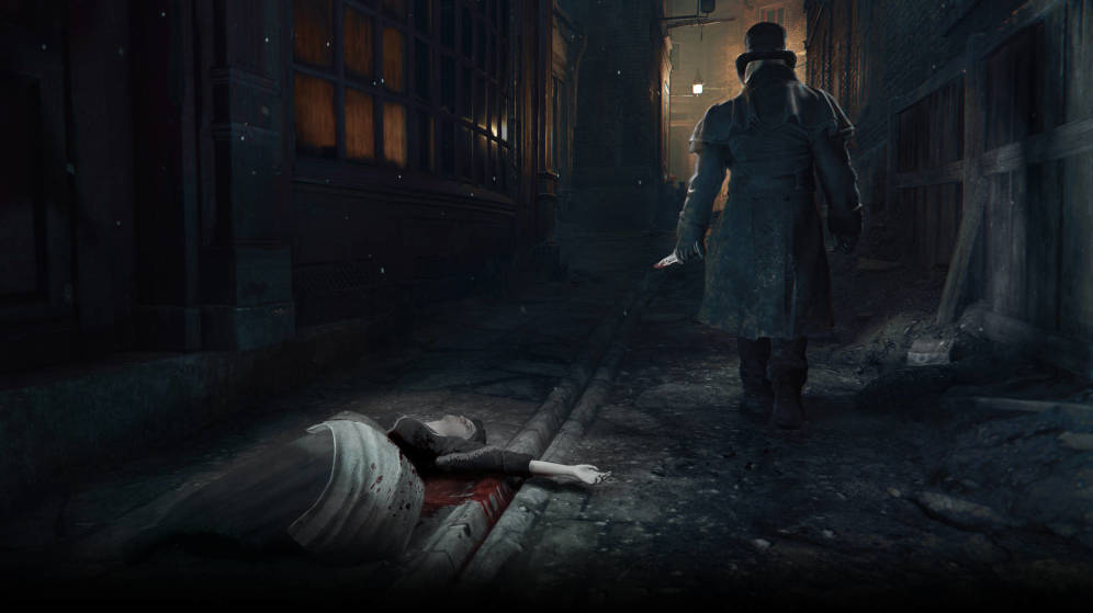 Foto: Jack the Ripper. (Foto extraída del videojuego Assassin's Creed)