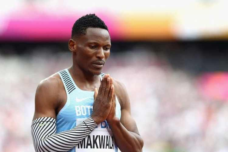 Makwala, damnificado en Londres 2017 (Patrick Smith/Getty)