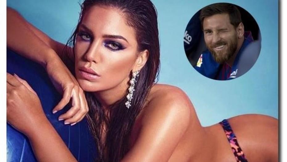 Conocé las fantasías sexuales de Rocío Robles con Lionel Messi