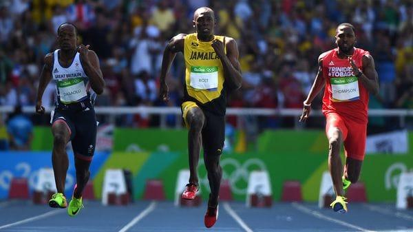 Gianluigi Buffon envió mensaje a Usain Bolt