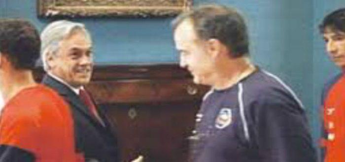 Piñera relata el día en que Bielsa lo despreció