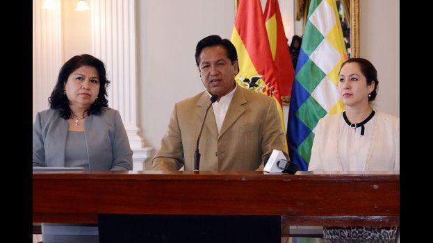 Bolivia pide a EEUU que se retracte por críticas