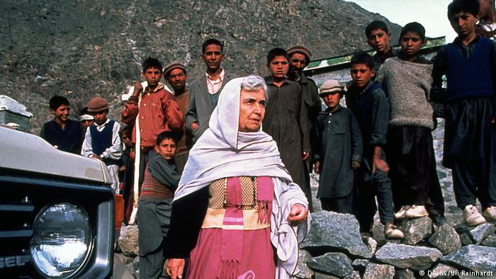 Pakistan Ruth Pfau Lepra-Ärztin (DAHW/Uli Reinhardt)