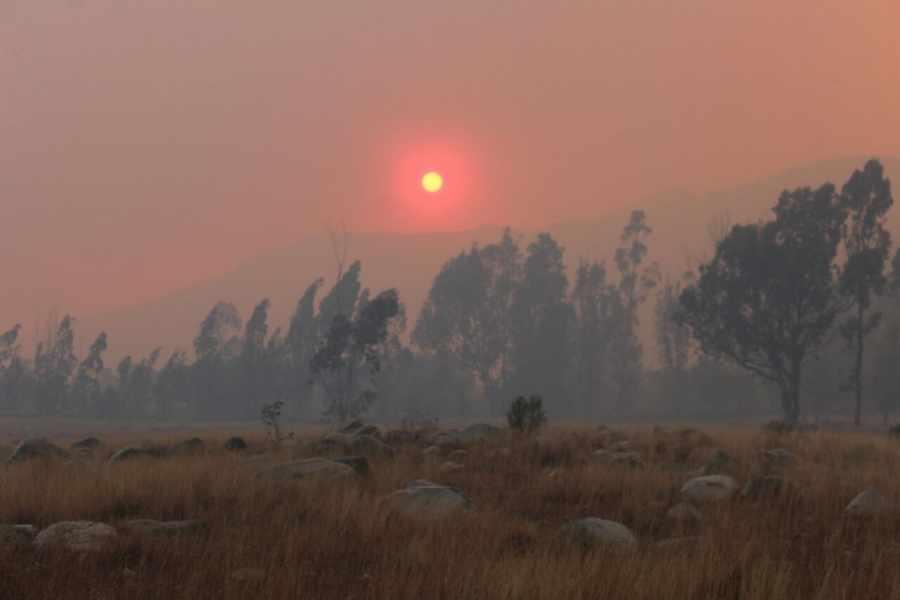Anuncian que se ha controlado el fuego en Erquiz Norte