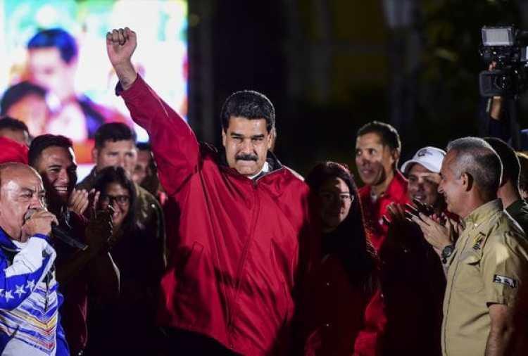 Nicolás Maduro (AFP)