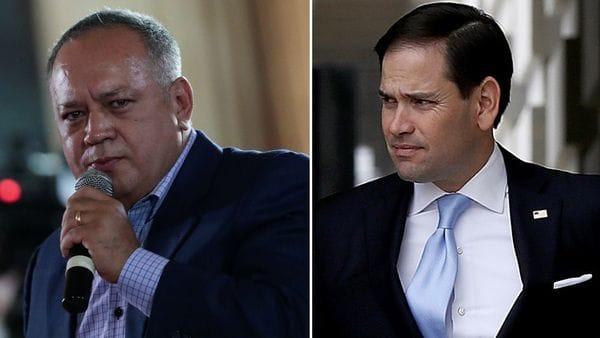 Diosdado Cabello habría ordenado atentar contra Marco Rubio — El Nuevo Herald