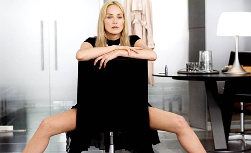 La actriz Sharon Stone en una escena de la película Instinto Básico 2, estrenada en 2006.