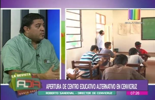 Abrirán centro educativo alternativo para reinserción juvenil