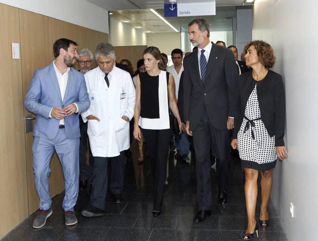 VENEZUELA: Los reyes de España visitaron La Rambla