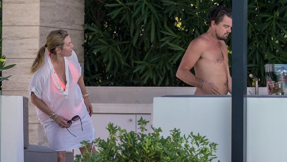 "DiCaprio-Winslet: ¿romance veinte años después de ""Titanic""?"